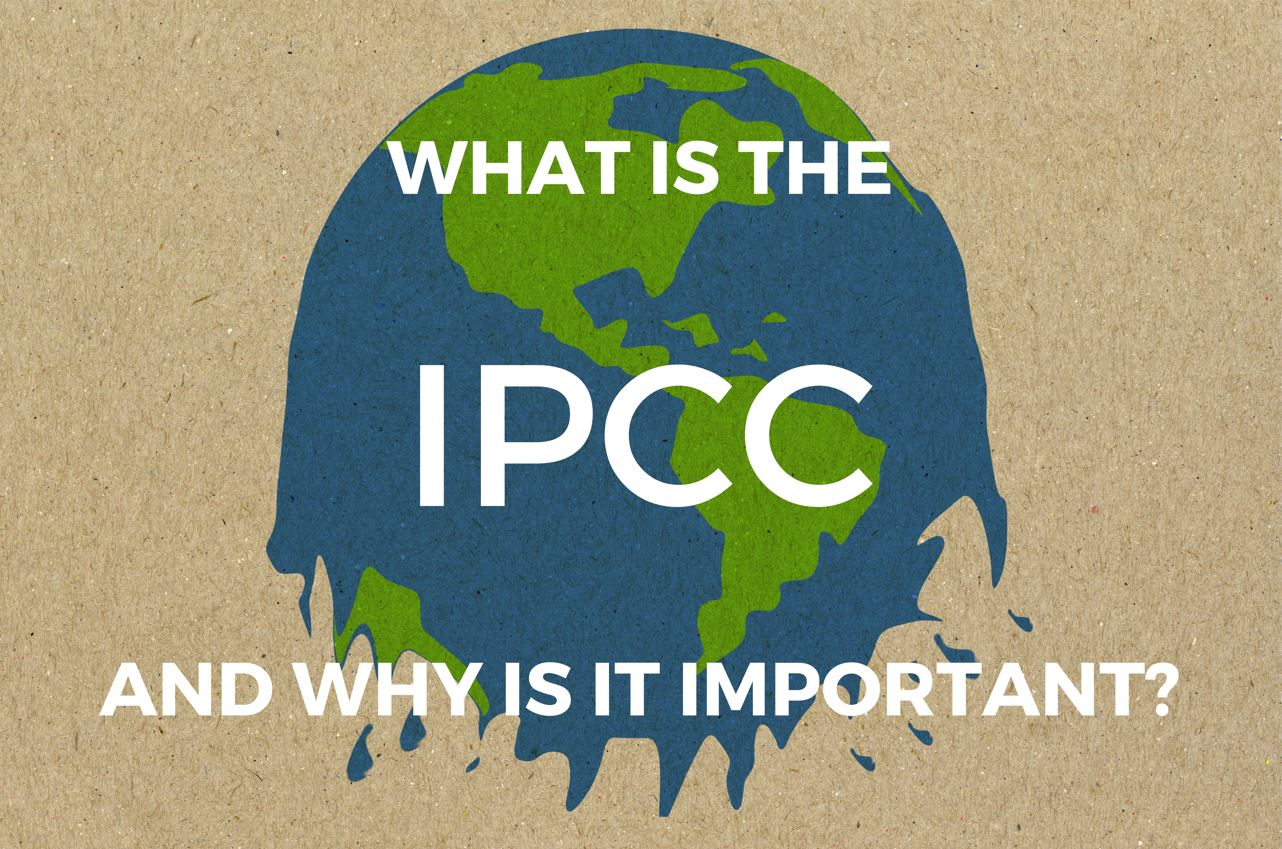 What is the IPCC and why is it important?