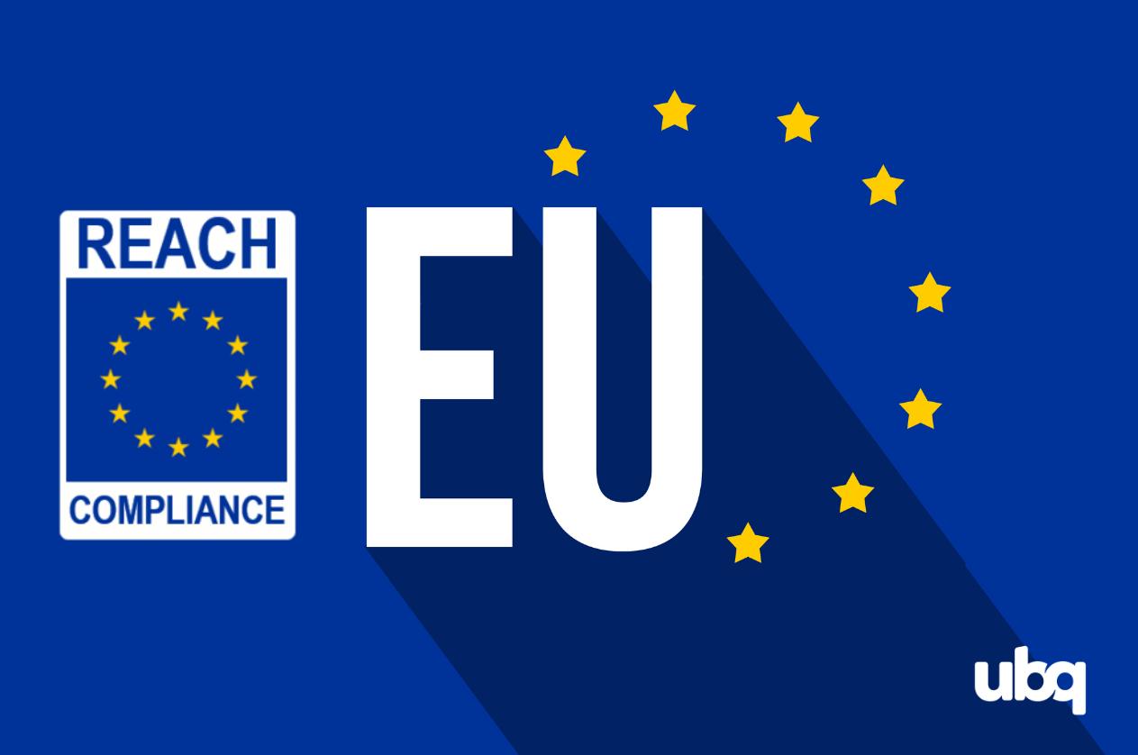 UBQ EU REACH Compliant
